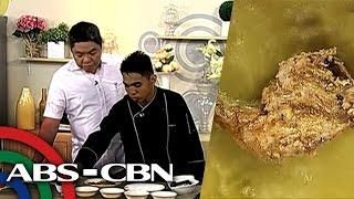 Recipe Crispy Chicken Adobo