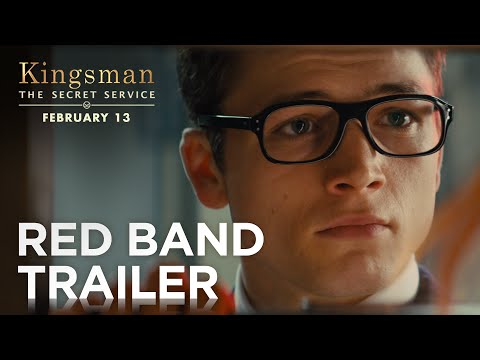 Kingsman: The Secret Service | Official Red Band Trailer  [HD] | 20th Century FOX