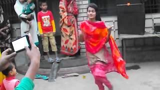 Dil Dil Dil Toke Chara Bacha Muskil || Village Winding Dance-2018 ||  গ্রামের বিয়ে বাড়ির ড্যান্স