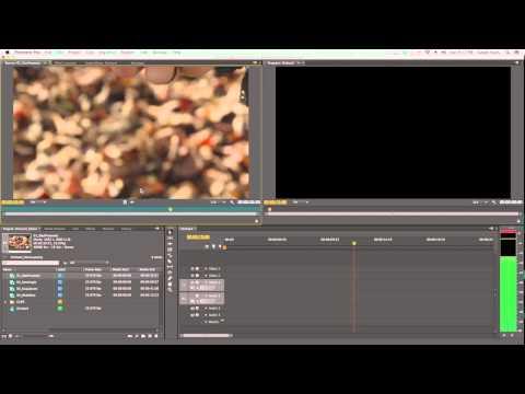 Street Smarts: Premiere Pro CS6 - Adobe Premiere Basics Tutorial