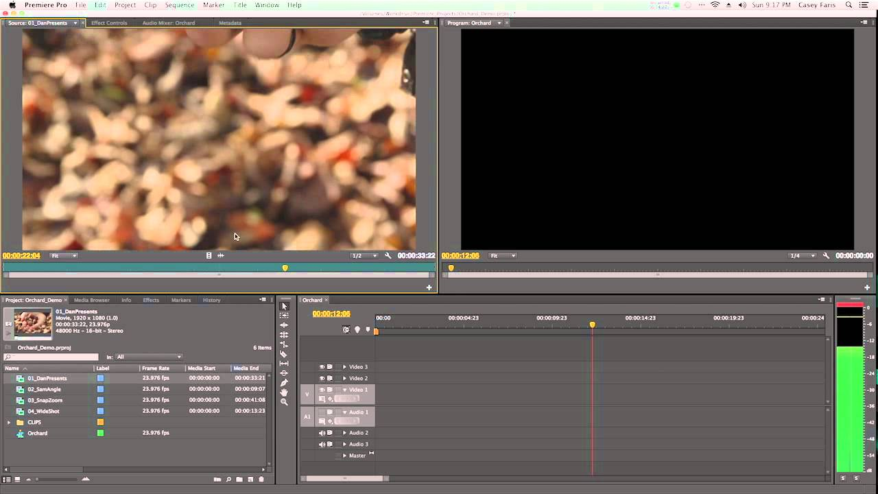 how to add keyframes in premiere pro cs6