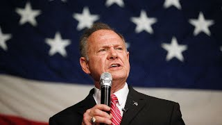 Roy Moore hosts rally on eve of Alabama Senate election