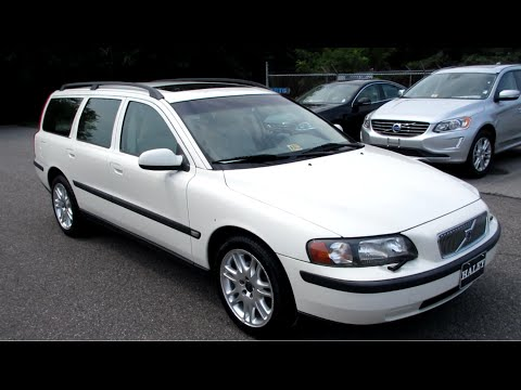 Hqdefault on 2001 Volvo V70 Turbo Wagon