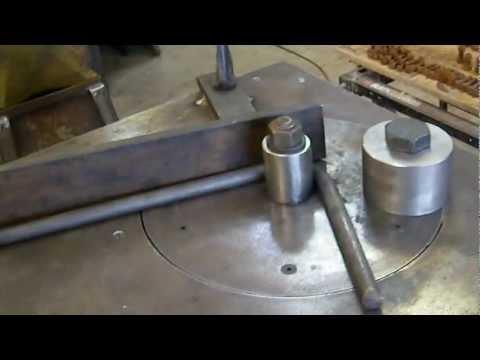 sjwyaw Home Made Metal Bender