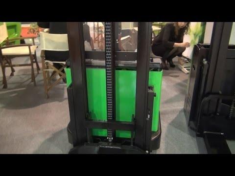 Osaka CS1529 Electric Tiller Machine Exterior and Interior in 3D 4K UHD