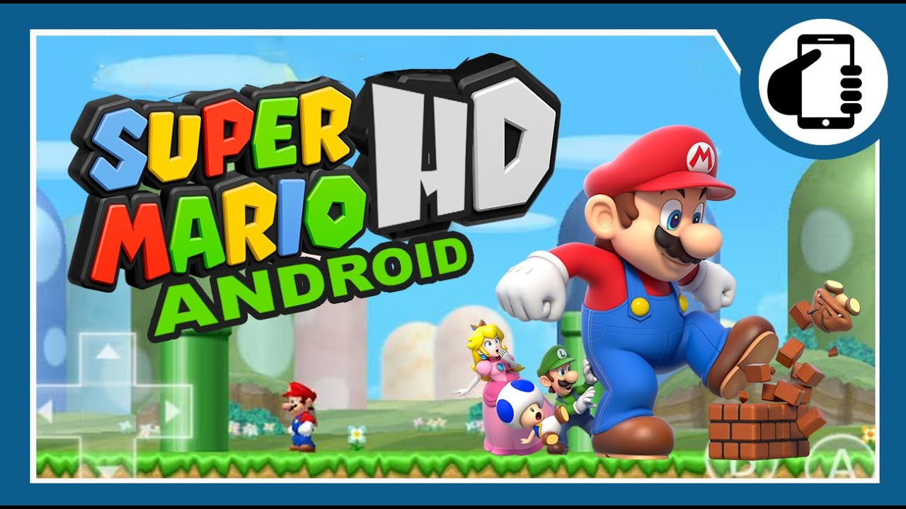 Super Mario 2018 Android Oyunu Bedava Son Sürüm Yükle