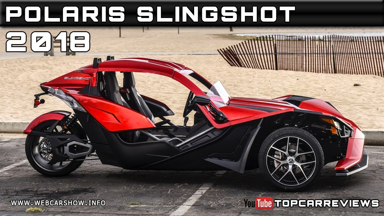 2018 Polaris Slingshot Review Rendered Price Specs Release Date