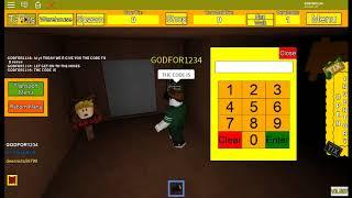 ROBLOX TIX FACTORY TYCOON DOOR CODE
