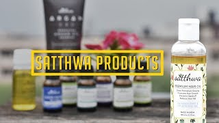 Satthwa Products Video