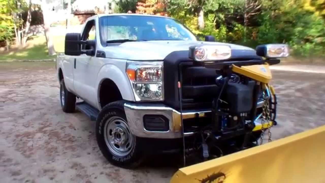 Best price 2013 ford f 250 4x4 plow truck for sale near portland me youtube