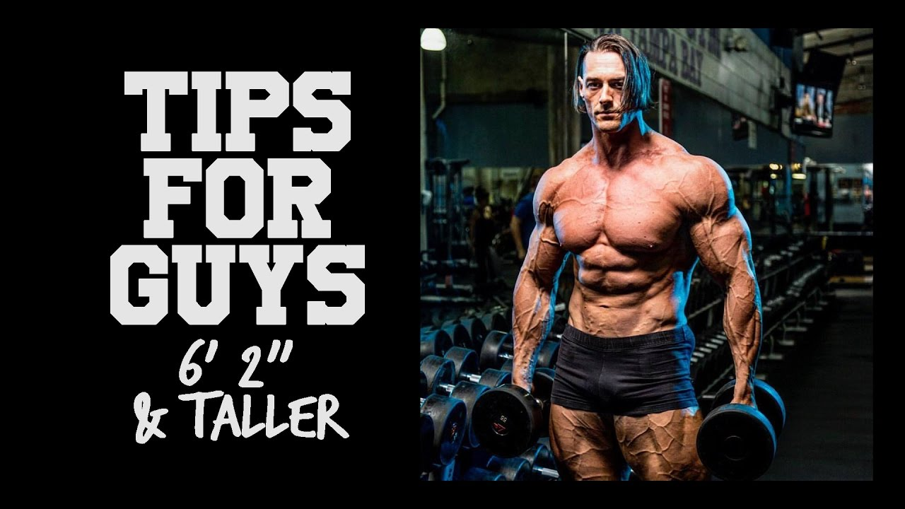 5 best bodybuilding tips for tall skinny guys youtube