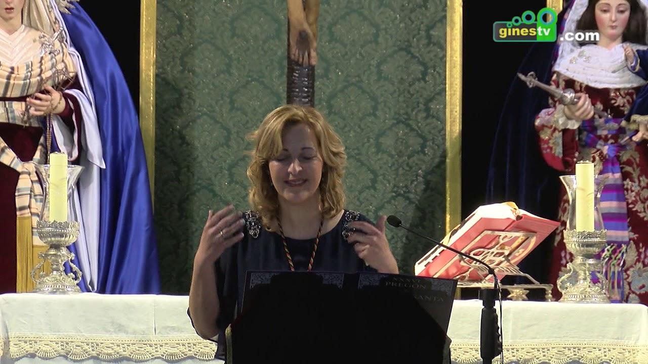 Ignacio Lancharro Montiel pronuncia el domingo la XXXVII Exaltación de la Semana Santa de Gines