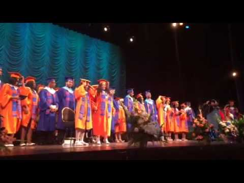 West Side Leadership Academy graduation