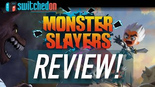 monster Slayers (Switch) Review - Slay the Spire BEATER?!