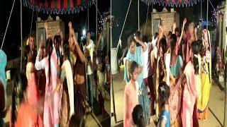Gor Banjara Ladies Dance on DJ Song in Marriage || Nice Video || 3TV BANJARA