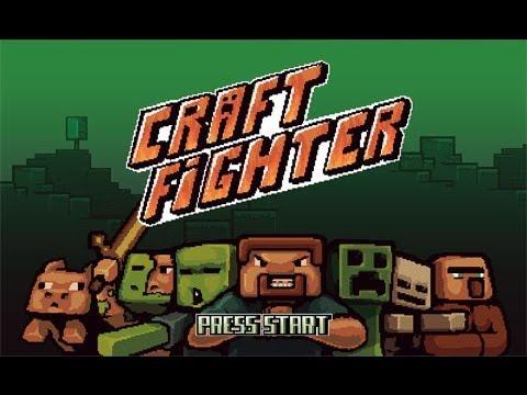 CRAFT FIGHTER เมื่อตัวละครมายคราฟมาสู้กัน!