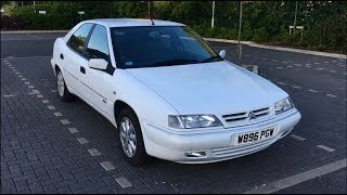 Citroen Xantia 2.0 HDi Walkaround and Test Drive My2000