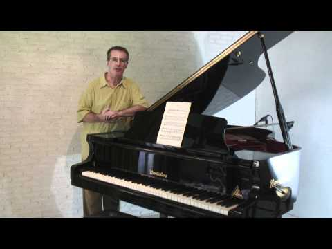 '5 minutes on the Harmonic Pedal'  - Paul Barton, piano