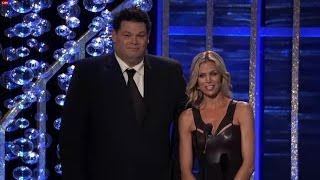 2014 Daytime Emmys - The Beast and Brooke Burns Present (June 22, 2014)