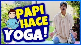 Daniel El Travieso - Papi Hizo Yoga!