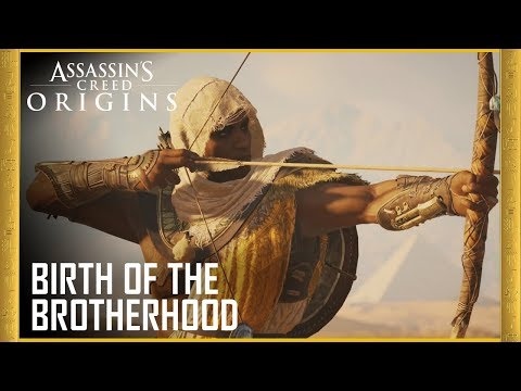 Assassin's Creed Origins: Birth of the Brotherhood | Trailer | Ubisoft [US]