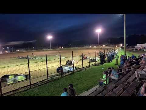 Fayette County speedway heat race 5/26/19