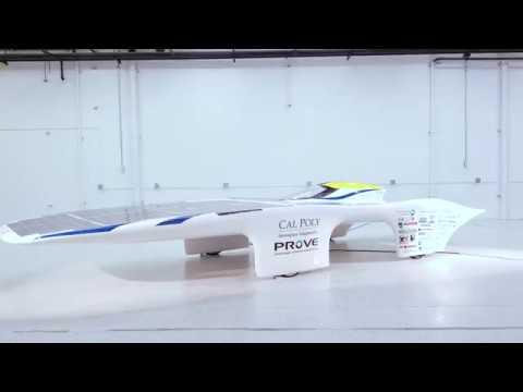 Cal Poly PROVE Lab's solar car, Dawn