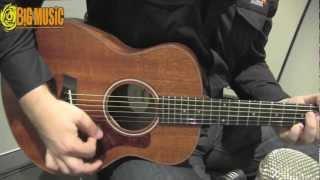 Taylor GS Mini Mahogany Acoustic Guitar Product Review