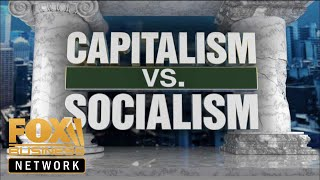 Capitalism vs. Socialism Town Hall | Part 1