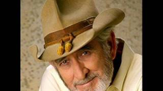 "Don Williams ""The Old Trail"""