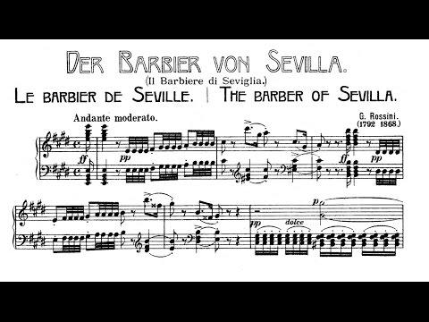 Il Barbiere di Siviglia - Overture (Sinfonia) - Carlo Maria Giulini