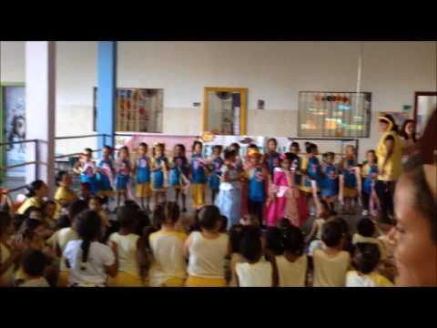 Sexta cultural G4 - Centro Educacional Luz do Saber