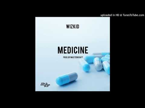 Wizkid - Medicine  (Remix)  ft Damian Marley