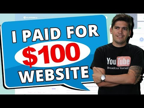 I Purchased A $100 Website Fiverr Gig, This is What I Got 