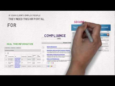 HR Portal from ELE