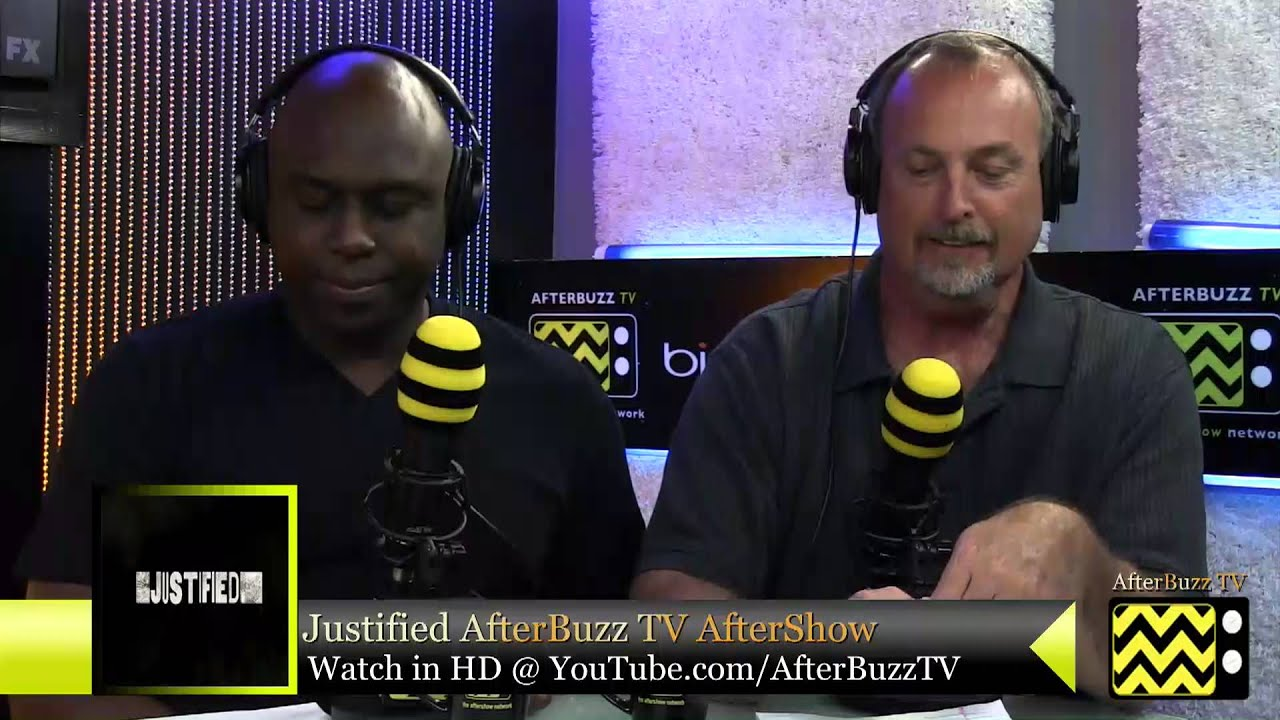 """Download Justified After Show  Season 4 Episode 5 """"Kin""""   AfterBuzz TV"""