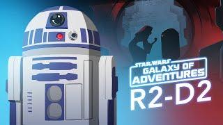 Star Wars Kids - Galaxy of Adventures | R2-D2 - En loyal robot