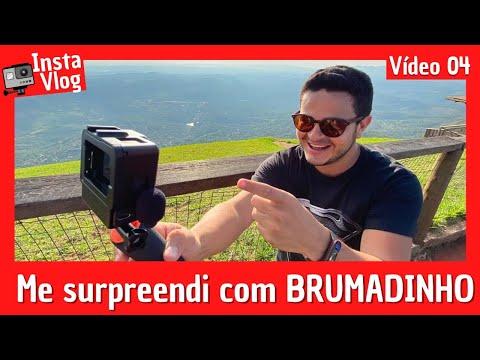 ✈InstaVlog em MG: Como está BRUMADINHO hoje? Me surpreendi com BRUMADINHO | 04/04 ( Minas Gerais