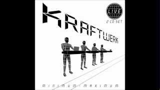 Kraftwerk Minimum Maximum The Man Machine HD