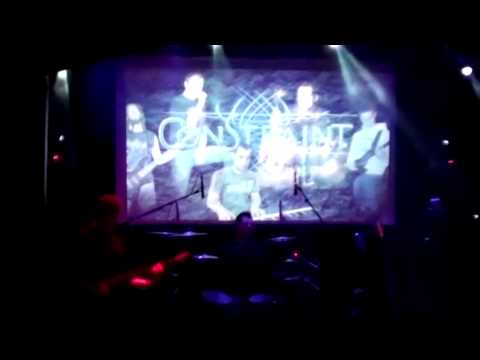 CONSTRAINT - Live at Fix in Art, Thessaloniki, 6/12/2014
