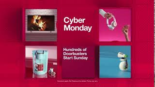 Target Cyber Monday Now Live! Target Holiday | Up to 50% off for Cyber Monday!