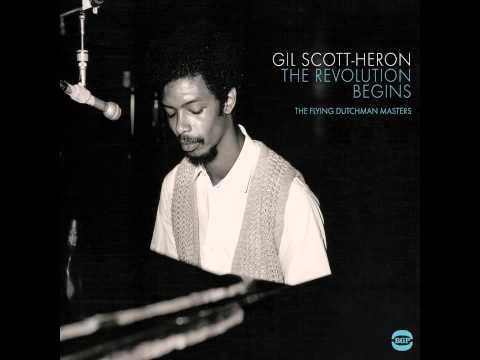 Gil Scott-Heron - Save the Children (Official Audio)