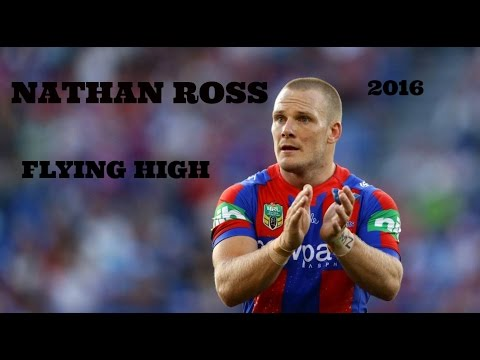 Nathan Ross 2016  Flying High