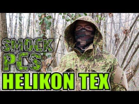 HELIKON-TEX Chapeau Combat Patrol uniforme Militaire Chapeau-Polycotton Ripstop robuste-camogrom