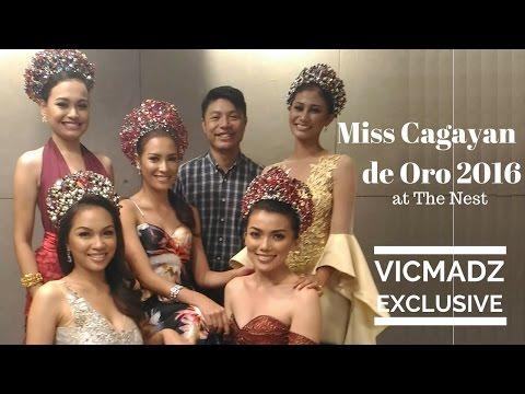 Miss Cagayan de Oro 2016 Winners at The Nest CDO