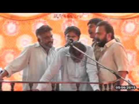 Zakir Sabtain Hussain Chaleesvan Syed Bawa Lal Hussain Badshah 5 June 2015