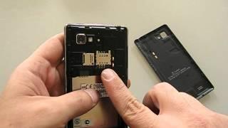 LG 4X HD (розпакування, перший погляд)