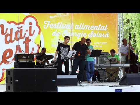 Jazz Vocal Band UniVox.Jazz In The Park. Chişinău, Moldova 2016.