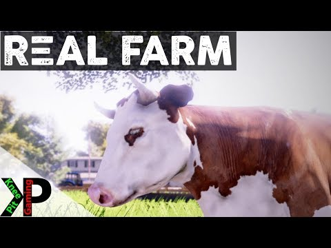 Real Farm Gameplay - Free Mode Gameplay #1 - Making Money With Cows