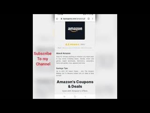 Free promo codes for amazon. Working 2021.